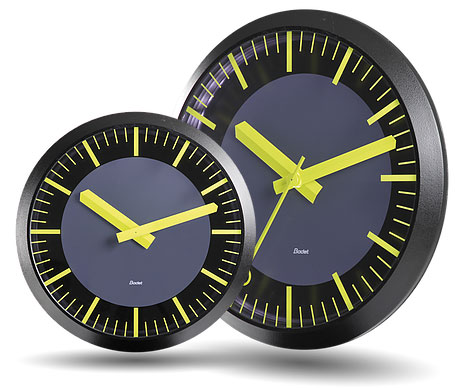 Analogue Clocks - Profil TGV Range