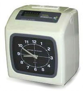 Amano BX-6000 Electronic Time Recorder