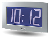 LCD Clocks Opalys14