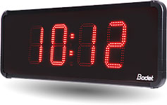 LED Clocks HMT HMS 1